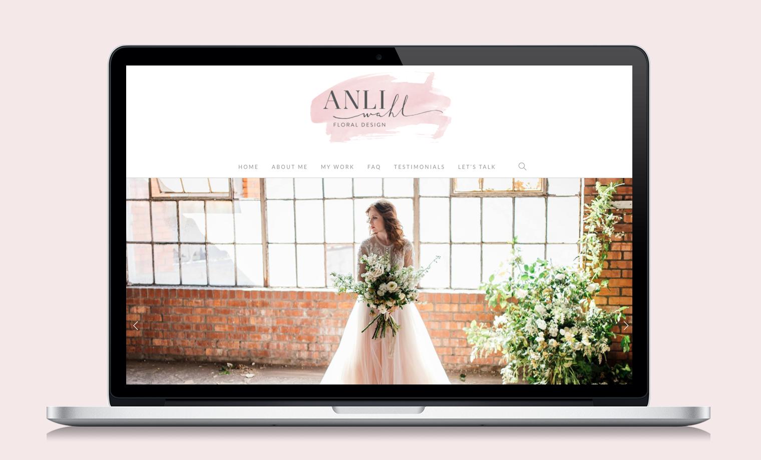 ANLI WAHL WEBSITE