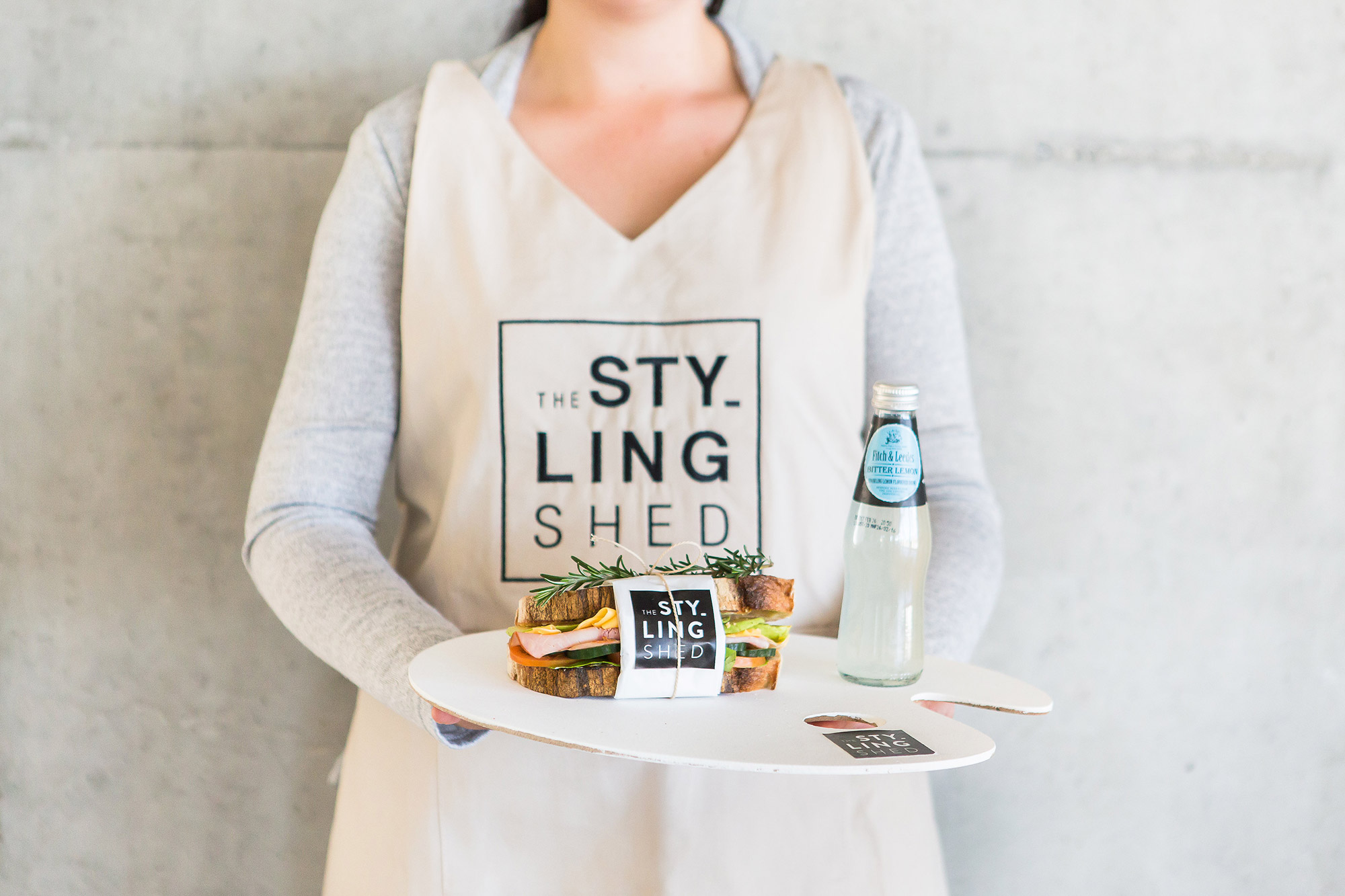 The Styling Shed / Branding
