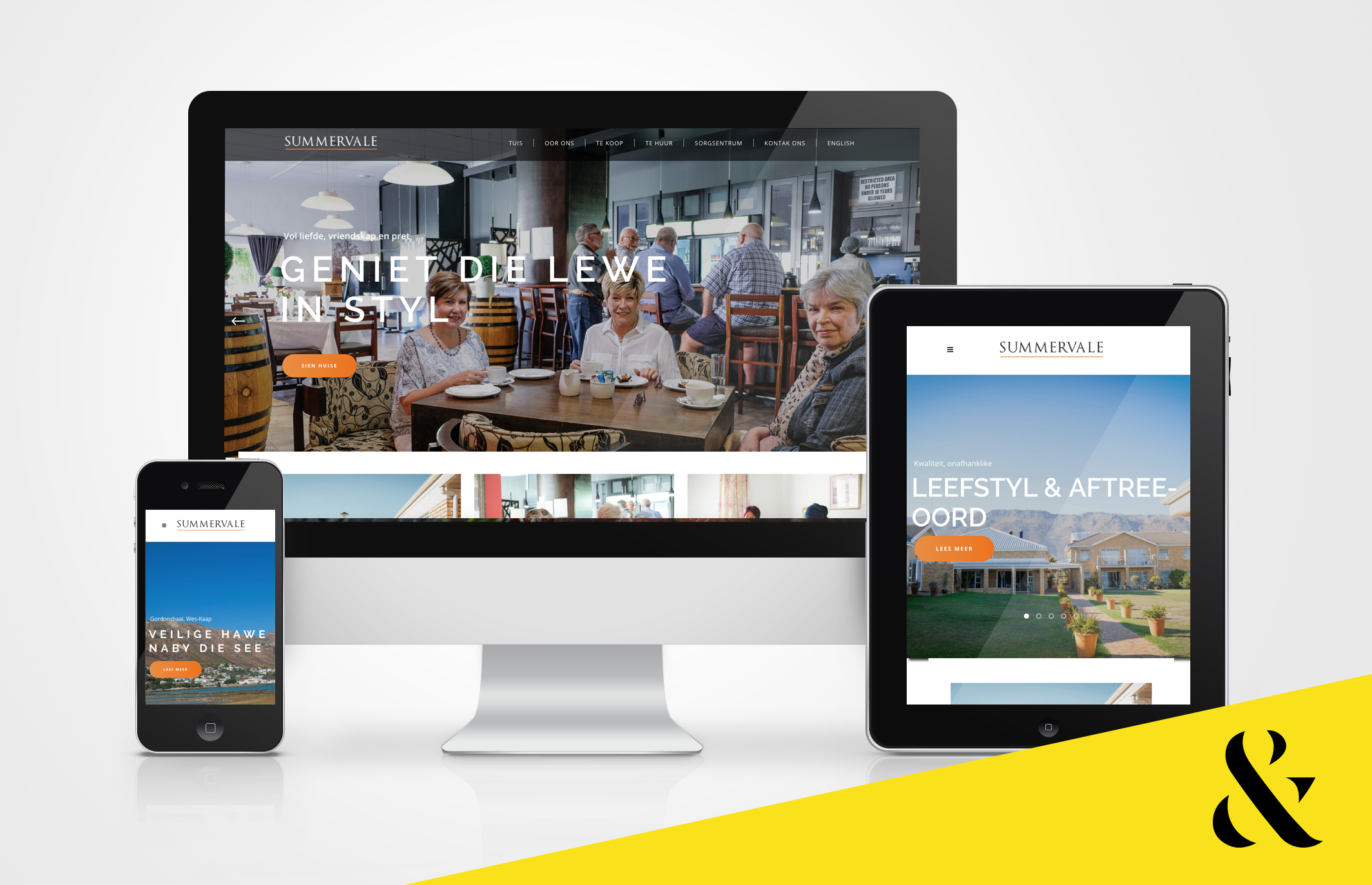 Summervale Retirement Village – website